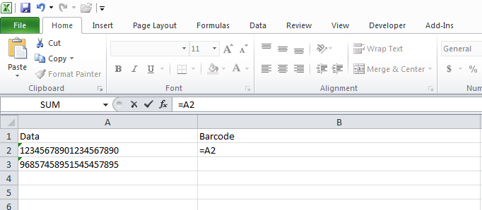 how to create a mail merge using excel and word